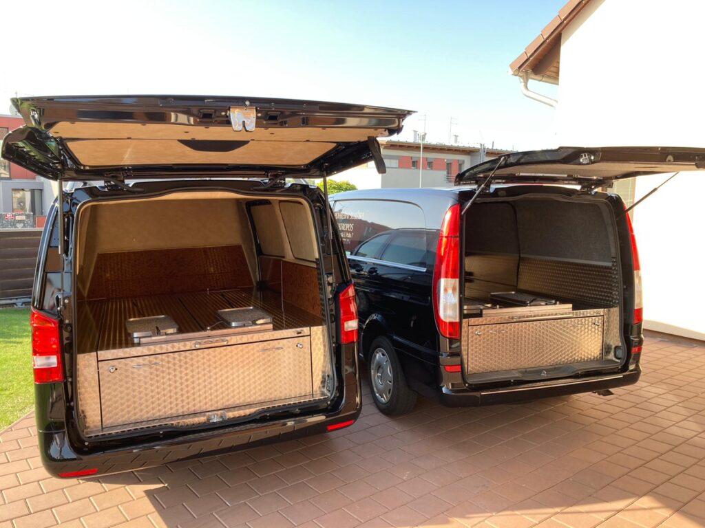 Pohřební služba Nymburk - auto 4 - Atropos