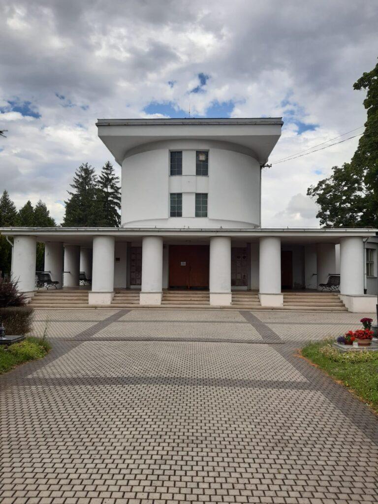 Pohřební služba Nymburk - obřadní síň - Atropos